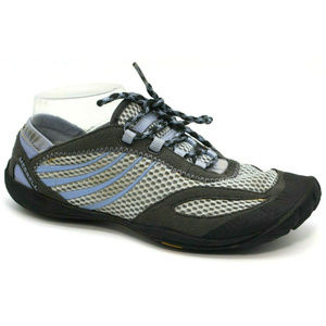 Merrell Womens Pace Glove Blue Gray Sneakers Sz 7
